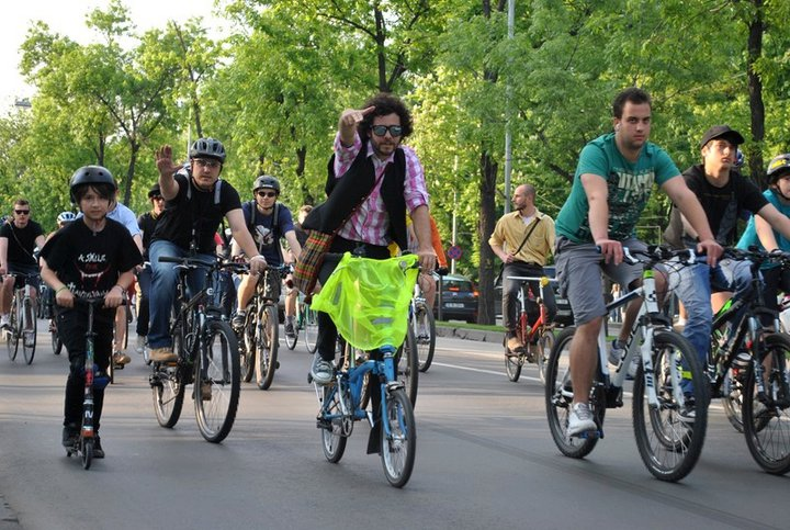 BikeWalk 2011 © Photo by Simcute.ro
