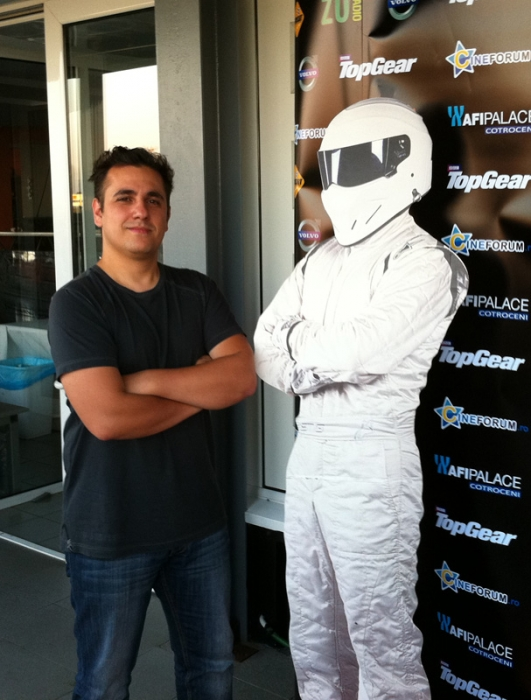 The Stig Revealed